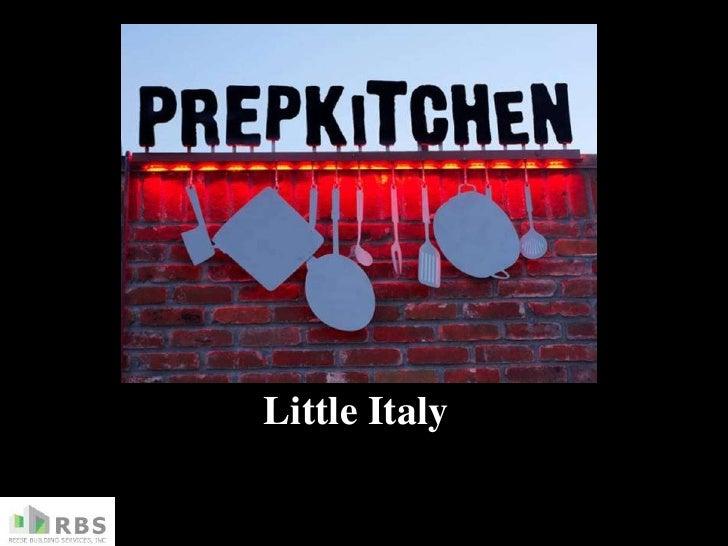 Prepkitchen Little Italy