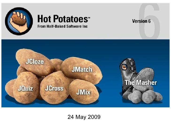 PL2235 2009 Hot Potatoes