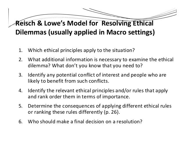 principles of ethics a discussion on which ethical model is truly ethical Ethical theories and accounting philosophy essay that we are including in our discussion is virtue ethics model of ethical decision making has.