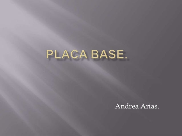 Andrea Arias.