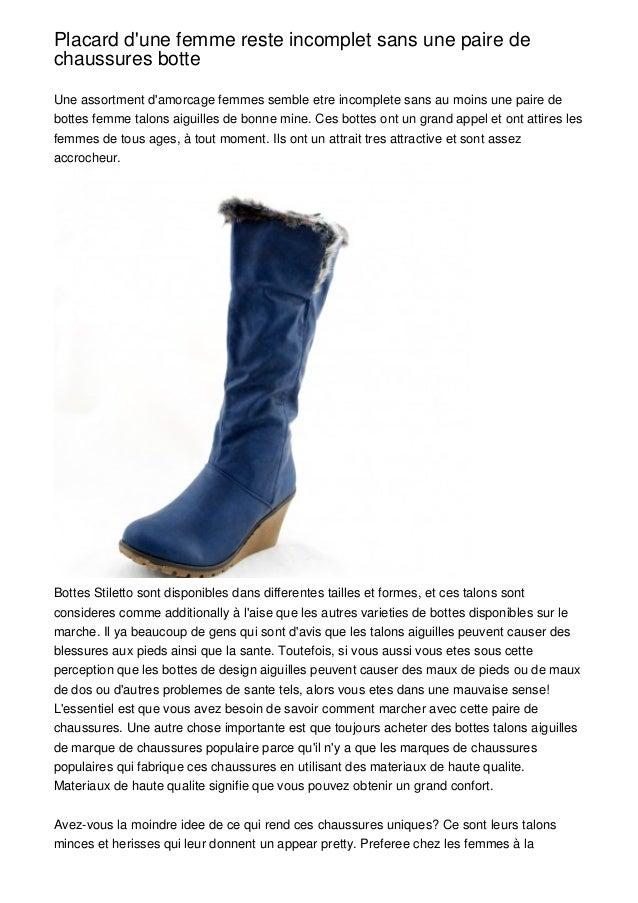 placard d 39 une femme reste incomplet sans une paire de chaussures botte. Black Bedroom Furniture Sets. Home Design Ideas