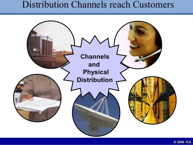 Distribution Channels reach CustomersBharathidasan Institute of Management                                         Channel...