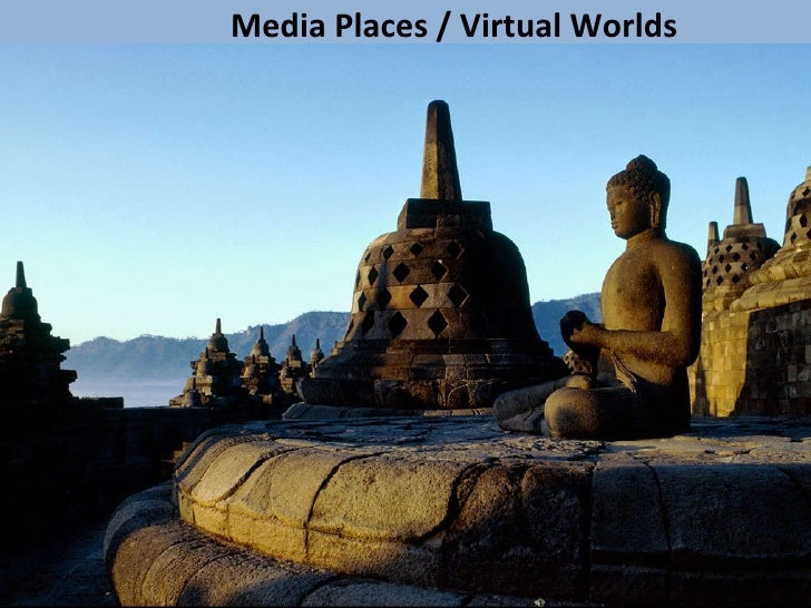 Place in virtual worlds