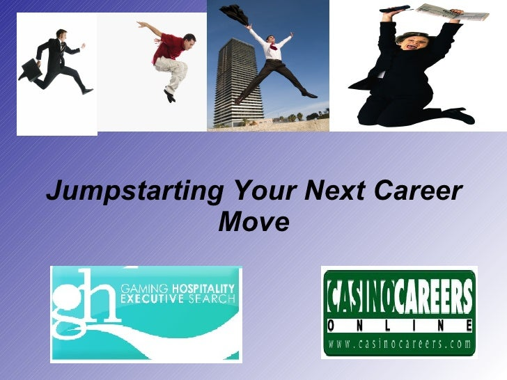 Jumpstarting Your Next Career Move