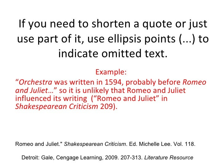 How to use quotes in an essay