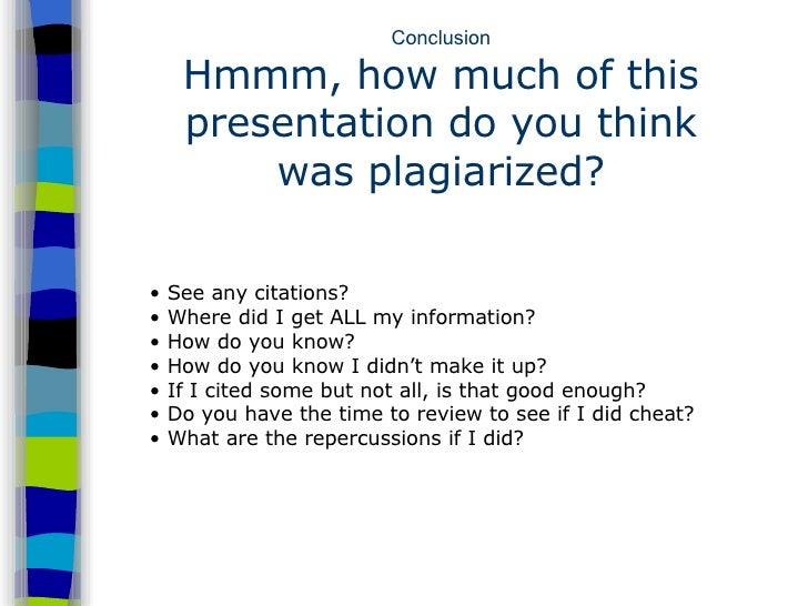 Do researcher do plagiarism
