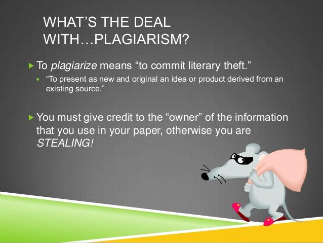 Plagiarism Explained | Knowiki