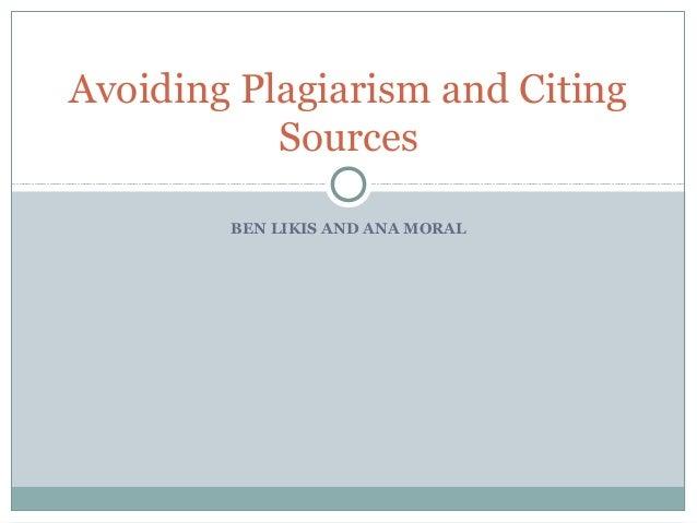 Plagiarism presentation 14 10