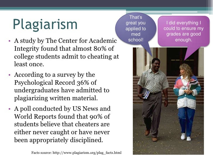 cheating plagiarism essays Academic dishonesty, academic misconduct or academic fraud is any type of cheating that occurs in relation to a formal academic exercise it can include plagiarism.