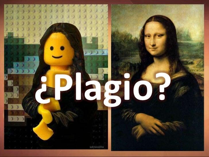 ¿Plagio?<br />