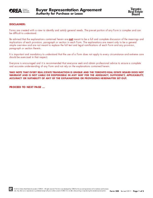 Ontario Rental Agreements 101 Oxford Residential Mandegarfo