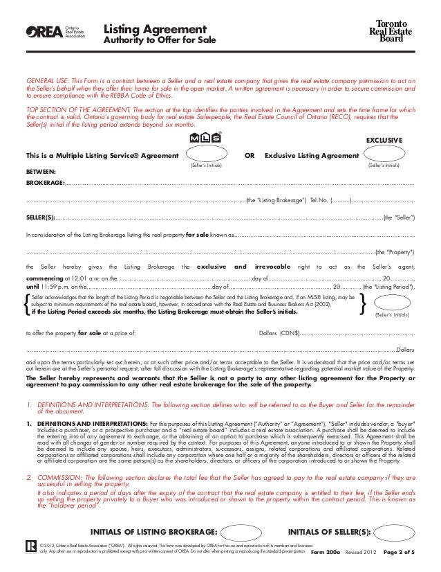 Ontario loan agreement template