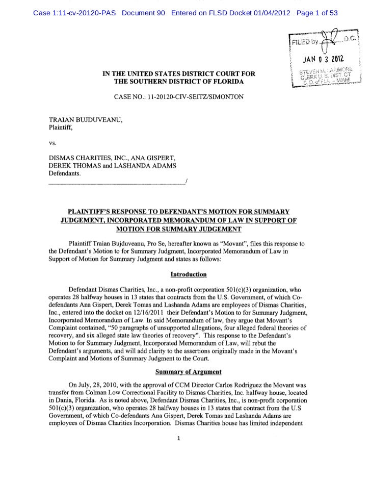 Case 1:11-cv-20120-PAS Document 90 Entered on FLSD Docket 01/04/2012 Page 1 of 53                                         ...