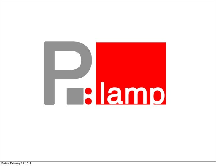 P Lamp