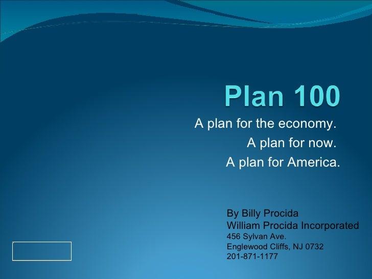 Plan 100