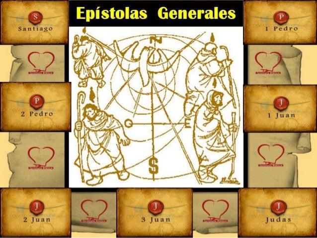 PLAN DE CURSO MATERIA: Epístolas Generales FECHA: _______________________________ HORAS X CLASE: _______ LIBRO DE TEXTO: _...