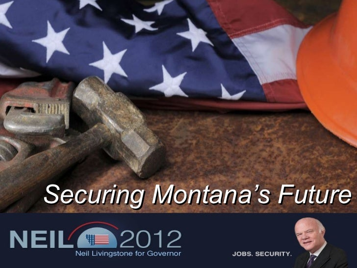 Securing Montana's Future