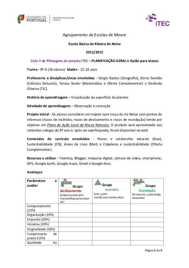 Agrupamento de Escolas de Moure                             Escola Básica de Ribeira do Neiva                             ...