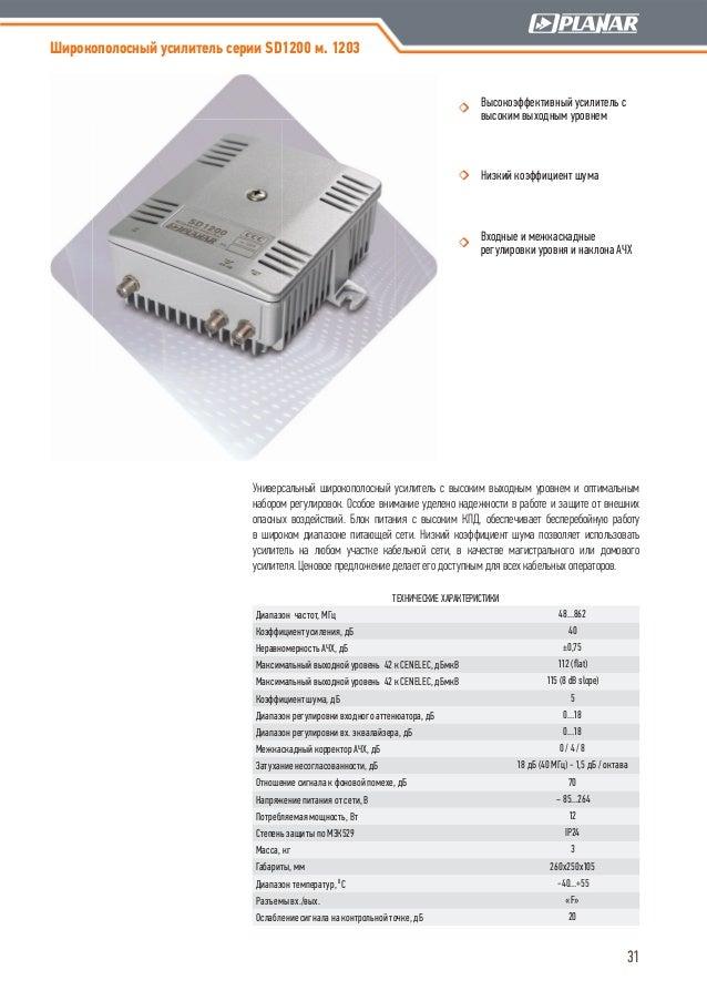 усилитель серии SU1000 м.
