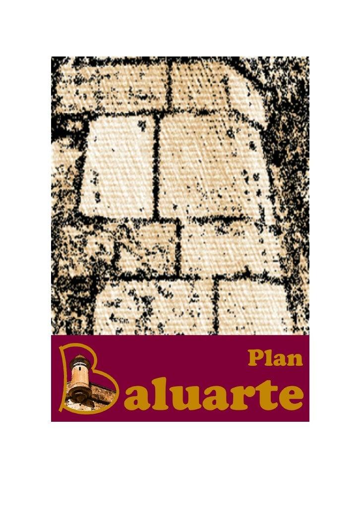 PLAN BALUARTE
