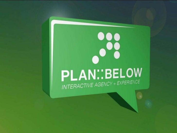 Planbelow Presentación 2012