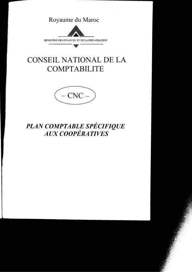 Plan ccomptable des_cooperatives