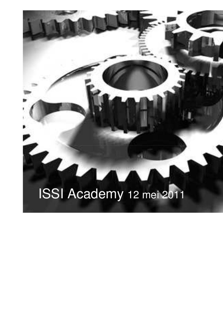 ISSI II  2.1 Plan c deel 1  ideation