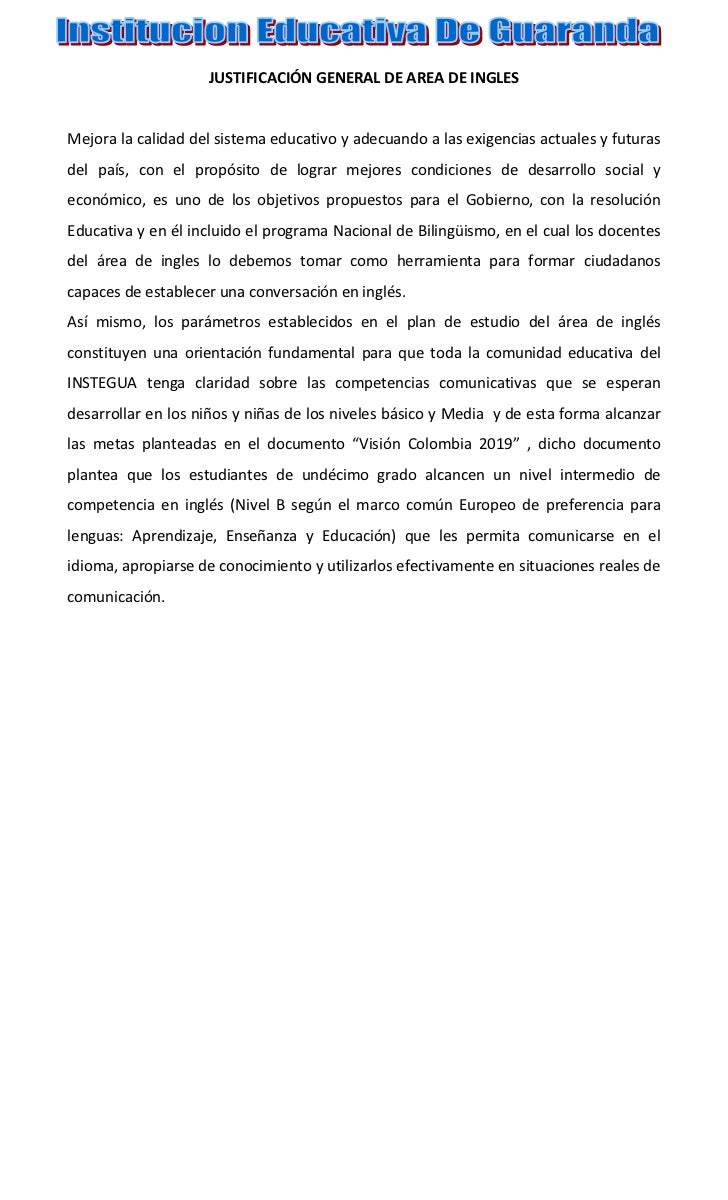 Plan de area_de_ingles