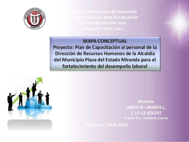 República Bolivariana de Venezuela Ministerio Popular para la Educación Universidad Fermín Toro Cabudare – Edo. Lara Alumn...