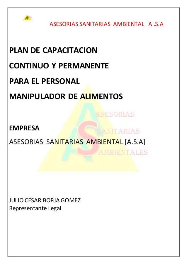Examen para el manipulador de alimentos examen para el manipulador de alimentos plan de capacitaci - Preguntas examen manipulador de alimentos ...