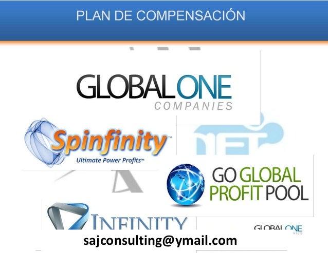 Plan de compensacin completo globalone saj consulting