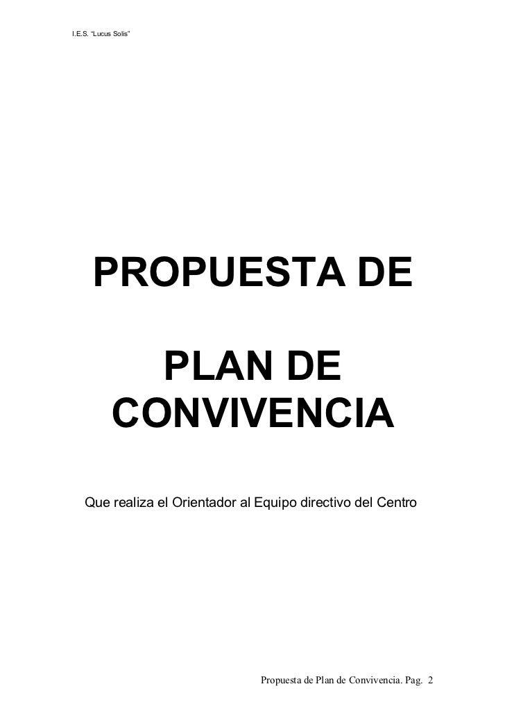 Plan de convivencia2 del lucus solis para 2011