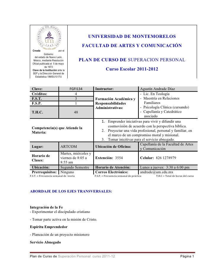 Plan de curso superacio´n personal 2012 artcom (1)