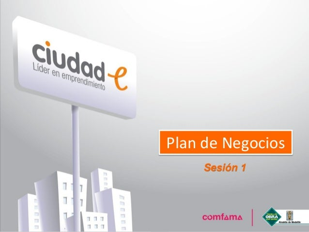 Plan de NegociosSesión 1