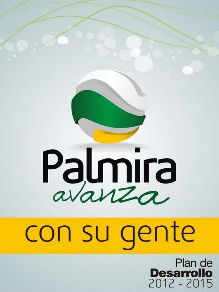 PLAN DE DESARROLLO PALMIRA AVANZA