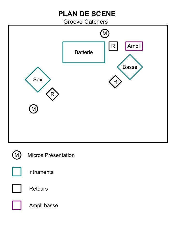 Plan de scène 2