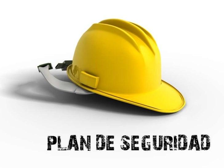 Metodolog a Plan de Seguridad e Higiene
