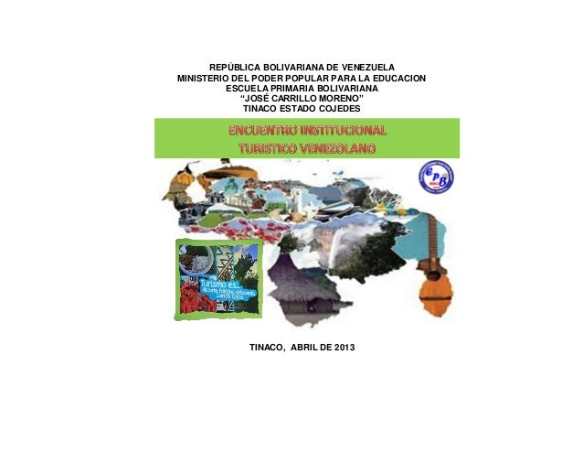 Plan de sensibilizacion turistica
