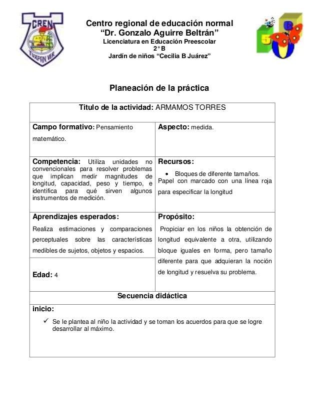Planeacion 2 jornada niños de seguimiento
