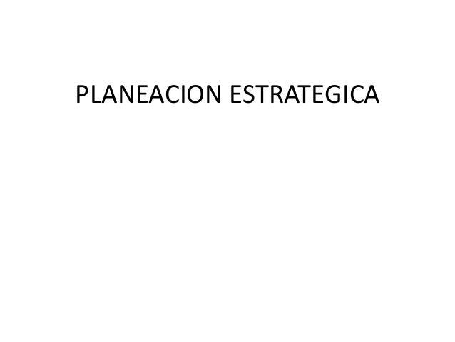 Planeacion de desarrollo