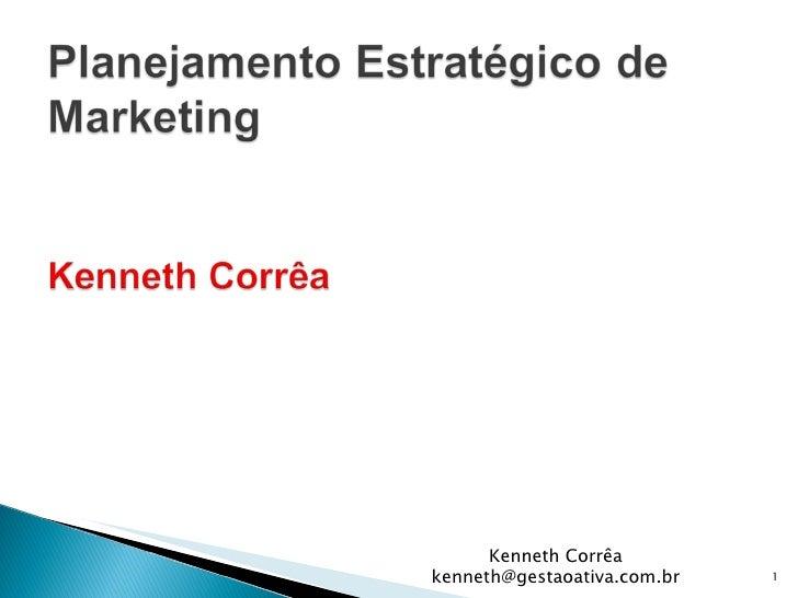 Kenneth Corrêa [email_address]