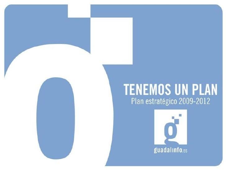 Plan Estrategico 2009 2012