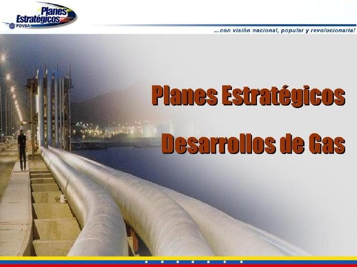 Plan Estrategico De Gas