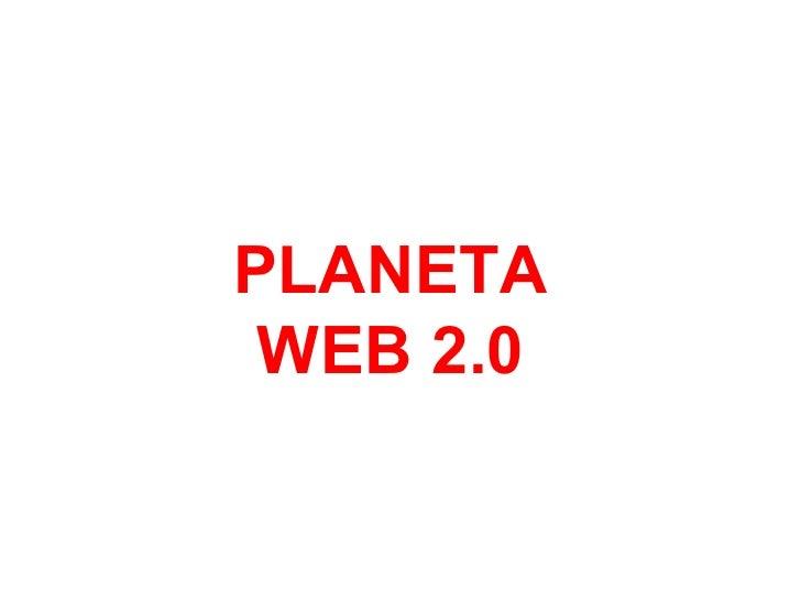 Planeta web 2.0