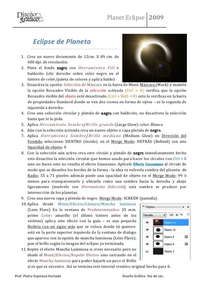 Eclipse de Planeta