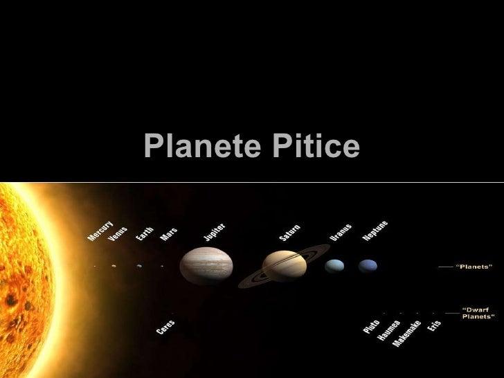 Planete Pitice