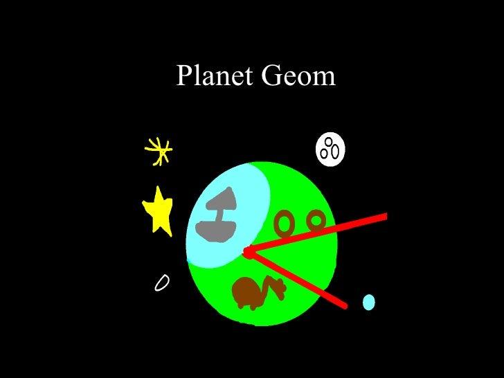 Planet Geom