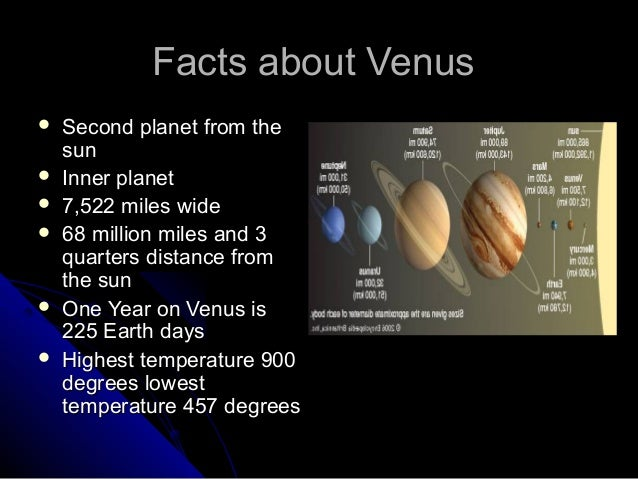 an overview of the planet venus the second planet in the solar system Venus is the second planet in the solar system and the second largest terrestrial world it is named after the roman goddess of love and beauty.