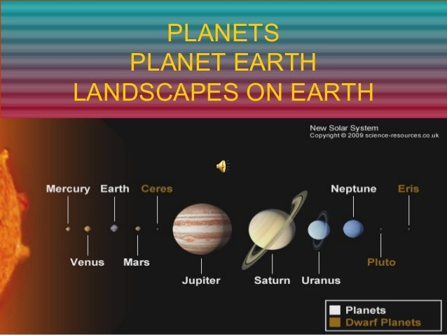 landscapes of planets like earth - photo #32