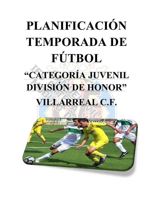 futbol division honor juvenil: